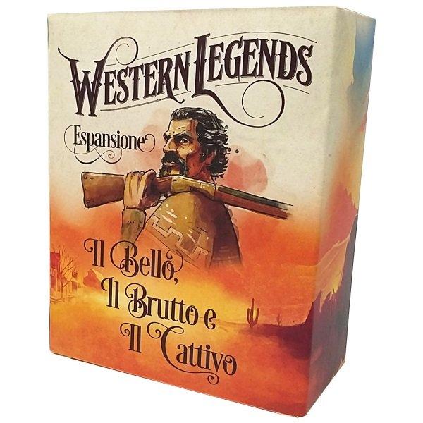 Western Legends - Il Bello, il Brutto e il Cattivo