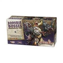 Zombicide Black Plague - Zombie Bosses - Abomination Pack