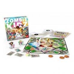 Zombie Kidz - contenuto del gioco
