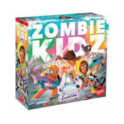 Zombie Kidz - gioco in scatola